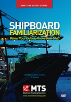 Shipboard Familiarization: Know Your Duties, Know Your Ship