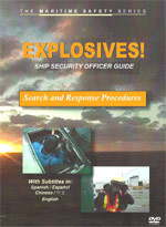 Explosives! Search and Response Procedures