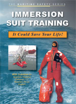 Immersion Suit Training: It Could Save Your Life!