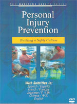 Personal Injury Prevention: Building a Safety Culture