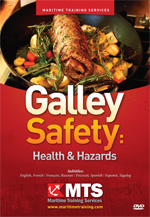 Galley Safety: Health & Hazards