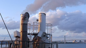 Exhaust Gas Scrubbers & Caustic Soda Safety